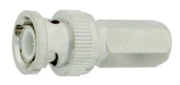 BNC TWIST ON CONNECTOR RG58