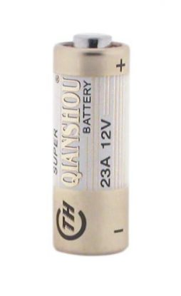 ALKALINE BATTERY 23A 12V