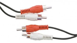 3FT RCA TO RCA CABLE STEREO