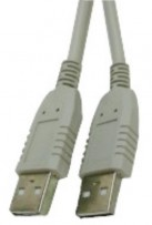 A-A USB CABLE 3' (MALES)