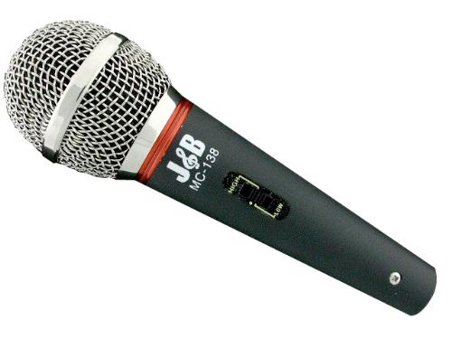 DUAL IMPEDANCE MICROPHONE