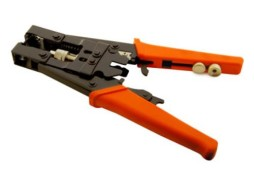 Crimping tool for waterproof F/RCA/BNC RG58/58/6 Blister Pck.