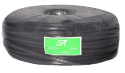 HEAVY DUTY CABLE  2X18G  330FT