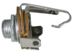 1/4 CHASSIS CLOSED JACK