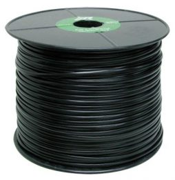 1000' 4 CON. TELEPHONE CABLE SILVER W/SPOOL