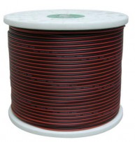22G BLK/RED SPEAKER WIRE