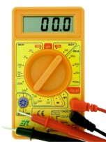 DIGITAL MULTIMETER WITH BUZZER