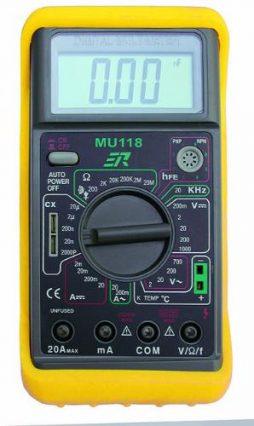 MU115 WITH TEMPERATURE & FREQ. TEST