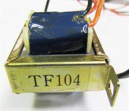 TRANSFORMER 6V 200MA
