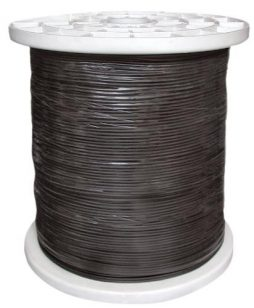HEADPHONE CABLE 2X22G  1000FT