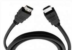 HDMI plug to HDMI plug 12'