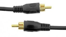 RCA TO RCA VIDEO CABLE GOLD 3FT